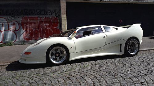 1990 Monte-Carlo Lamborghini: First carbon-chassis GT ever made For Sale (picture 1 of 6)