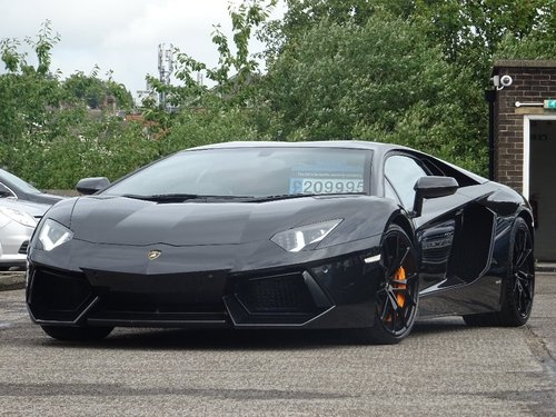 2014 Lamborghini Aventador 6.5 V12 LP 700-4 4WD For Sale (picture 1 of 6)