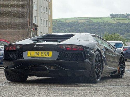 2014 Lamborghini Aventador 6.5 V12 LP 700-4 4WD For Sale (picture 3 of 6)