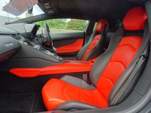 2014 Lamborghini Aventador 6.5 V12 LP 700-4 4WD For Sale (picture 6 of 6)