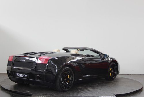 2006 Lamborghini Gallardo Spyder - 22K Miles - New Clutch  For Sale (picture 3 of 6)