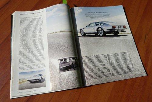 1972 Lamborghini Jarama GT 400