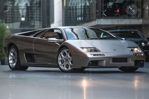 2001 Lamborghini Diablo 6.0 VT SOLD (picture 1 of 6)