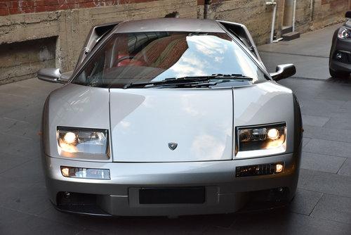 2001 Lamborghini Diablo 6.0 VT SOLD (picture 2 of 6)