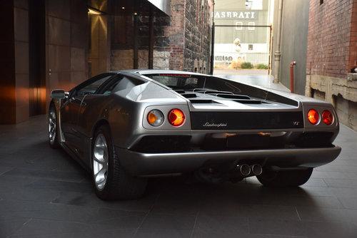 2001 Lamborghini Diablo 6.0 VT SOLD (picture 4 of 6)