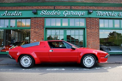 1983 Lamborghini Jalpa Coupe  For Sale (picture 1 of 4)