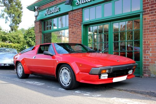 1983 Lamborghini Jalpa Coupe  For Sale (picture 2 of 4)