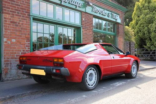 1983 Lamborghini Jalpa Coupe  For Sale (picture 3 of 4)
