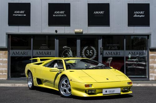 1999 T Lamborghini Diablo VT  For Sale (picture 1 of 6)