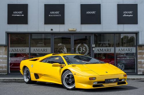 1997 Lamborghini Diablo SV Superveloce RHD For Sale (picture 1 of 6)