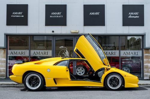 1997 Lamborghini Diablo SV Superveloce RHD For Sale (picture 2 of 6)