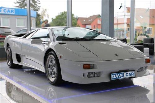 1991 Lamborghini Diablo 5, 7 1.Series V12 495 HP For Sale (picture 1 of 6)