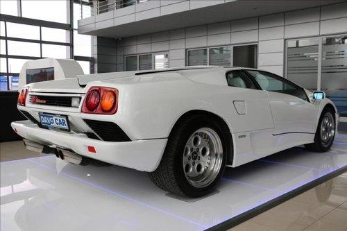 1991 Lamborghini Diablo 5, 7 1.Series V12 495 HP For Sale (picture 2 of 6)