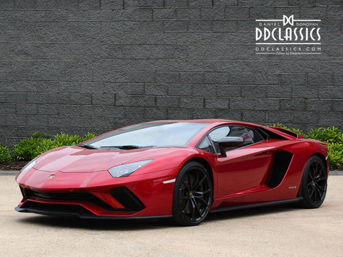 2017 Lamborghini Aventador S Coupe Lhd For Sale Car And Classic