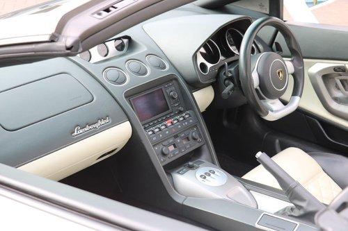 2008 Lamborghini Gallardo Spyder  For Sale (picture 6 of 6)