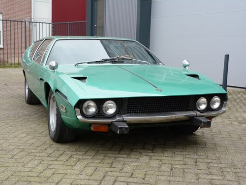1973 Lamborghini Espada series 3 For Sale (picture 5 of 6)
