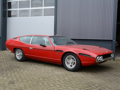 1973 Lamborghini Espada series 2 with knock-off wheels For Sale (picture 1 of 6)