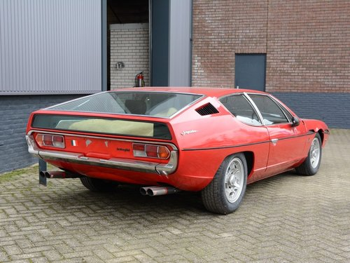 1973 Lamborghini Espada series 2 with knock-off wheels For Sale (picture 2 of 6)
