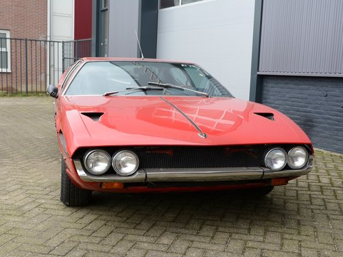1973 Lamborghini Espada series 2 with knock-off wheels For Sale (picture 5 of 6)
