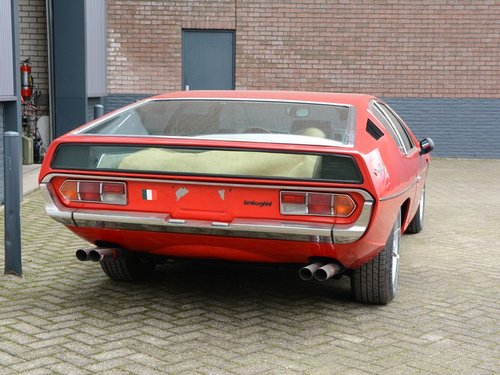 1973 Lamborghini Espada series 2 with knock-off wheels For Sale (picture 6 of 6)