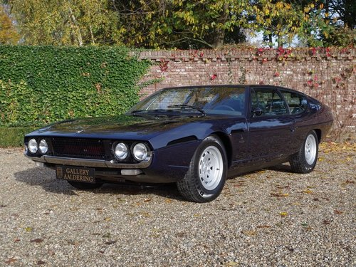 1973 Lamborghini Espada series 3 with AC and certificate, For Sale (picture 1 of 6)