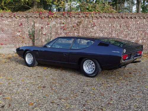 1973 Lamborghini Espada series 3 with AC and certificate, For Sale (picture 2 of 6)