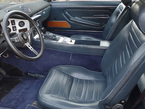 1973 Lamborghini Espada series 3 with AC and certificate, For Sale (picture 3 of 6)