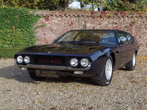 1973 Lamborghini Espada series 3 with AC and certificate, For Sale (picture 5 of 6)