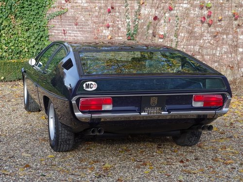 1973 Lamborghini Espada series 3 with AC and certificate, For Sale (picture 6 of 6)