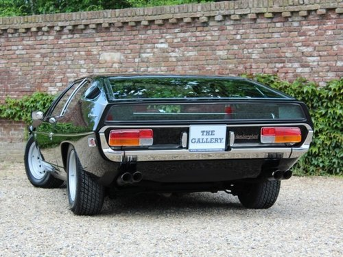 1973 LAMBORGHINI ESPADA SERIES 2 For Sale (picture 6 of 6)