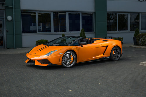 Lamborghini Gallardo Performante LP570-4 2012 For Sale (picture 1 of 6)