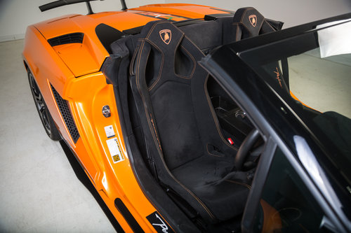 Lamborghini Gallardo Performante LP570-4 2012 For Sale (picture 6 of 6)