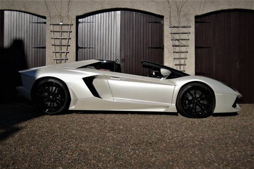 2014 Lamborghini Aventador Roadster For Sale Car And Classic