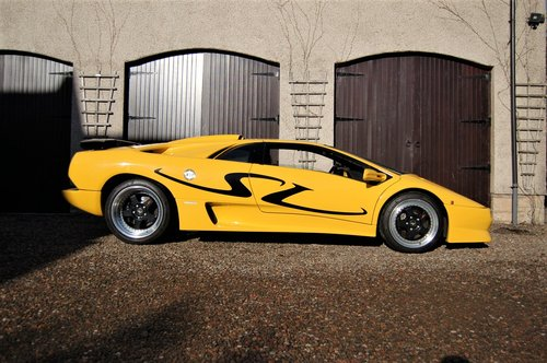 1996 Lamborghini Diablo SV (Sorrry now sold)) For Sale (picture 1 of 6)