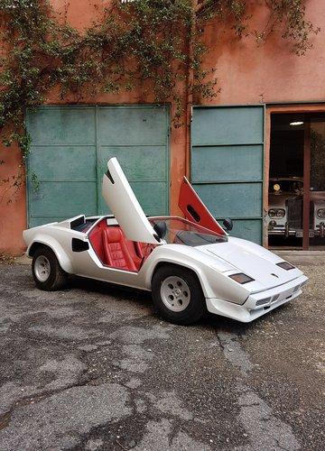 1987 Lamborghini Countach Junior By Agostini Sold Car And Classic