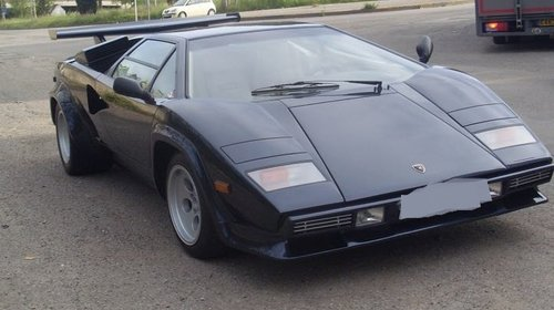 1984 Best Priced Lowest Mile Countach 5000s In Europe For Sale