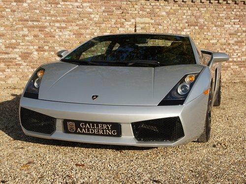 2004 Lamborghini Gallardo 5.0 V10 Three owner car, For Sale (picture 5 of 6)