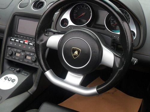 2009 Lamborghini Gallardo Spyder  For Sale (picture 4 of 5)