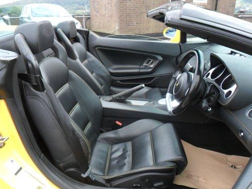 2009 Lamborghini Gallardo Spyder  For Sale (picture 5 of 5)