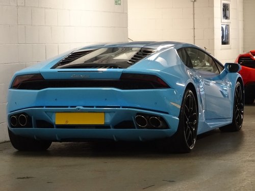 2015 Lamborghini Huracan 5.2 LP 610-4 Auto Seq 4WD 2dr HUGE SPEC  For Sale (picture 5 of 5)