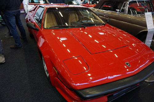 1986 Lamborghini Jalpa Targa for sale, only 3 years driven, SOLD (picture 2 of 6)