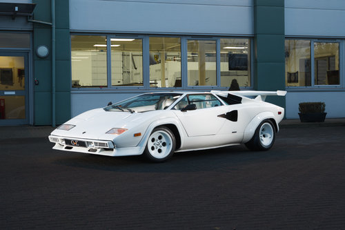 Lamborghini Countach 5000 S 1984/B SOLD (picture 1 of 6)