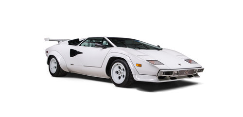 Lamborghini Countach 5000 S 1984/B SOLD (picture 2 of 6)