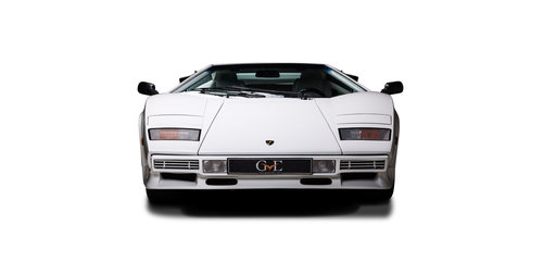 Lamborghini Countach 5000 S 1984/B SOLD (picture 4 of 6)