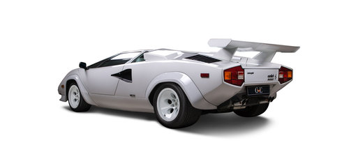 Lamborghini Countach 5000 S 1984/B SOLD (picture 5 of 6)