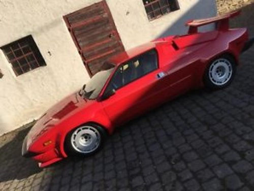 1986 Lamborghini Jalpa Targa for sale, only 3 years driven, SOLD (picture 4 of 6)