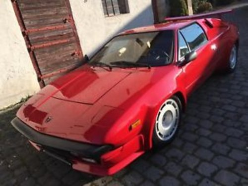 1986 Lamborghini Jalpa Targa for sale, only 3 years driven, SOLD (picture 6 of 6)