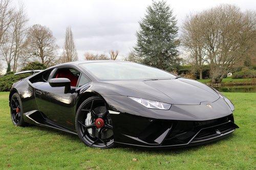 2018 Lamborghini Huracan Lp 640 4 Performante For Sale Car And Classic