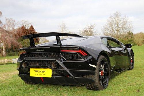2018 Lamborghini Huracan LP 640-4 PERFORMANTE For Sale (picture 5 of 6)