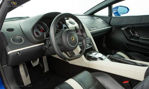 2010 LAMBORGHINI GALLARDO BALBONI // 1 Of 250 // CARBON INTERIOR SOLD (picture 4 of 6)